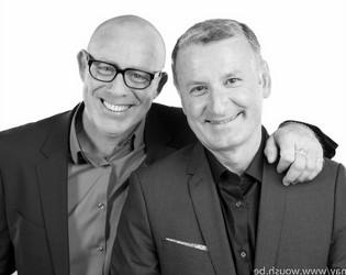 Laurent Marchand et Luc-Marie Elissalde