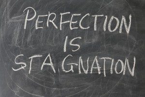 Perfection is stagnation (Pixabay, Geralt)