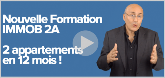 Formation Immob2A d'Olivier Seban
