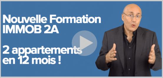 Formation Immob2A d'Olivier Seban