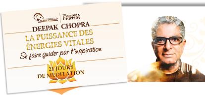 Deepak Chopra - Energies vitales