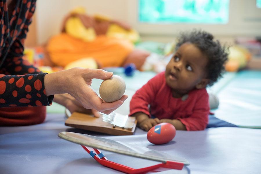 Formations audio CPR : thématique «ENFANT»