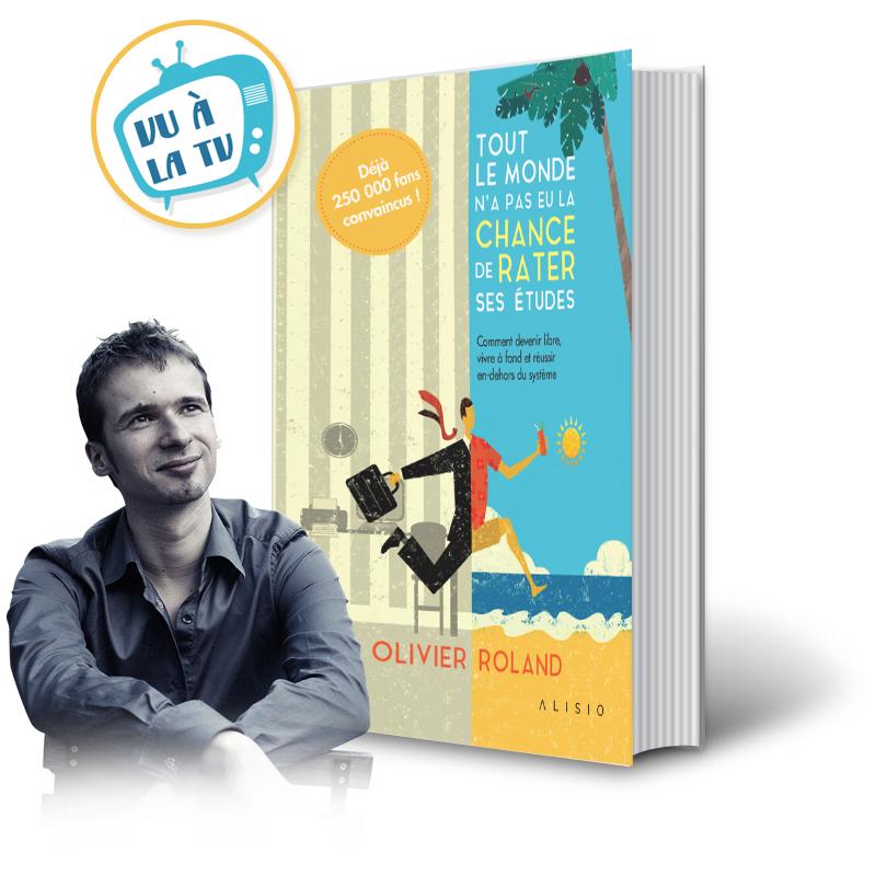 Le Kit de démarrage de l'Entrepreneur, d'Olivier Roland